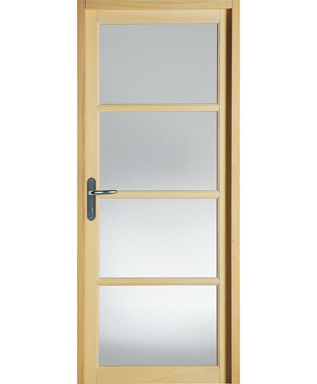 Porte coulissante bois vitr e c ble lectrique cuisini re vitroc ramique - Porte coulissante electrique ...
