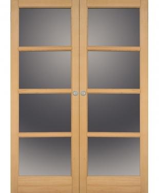 porte d 39 int rieur de maison standard ou sur mesure e couliss. Black Bedroom Furniture Sets. Home Design Ideas