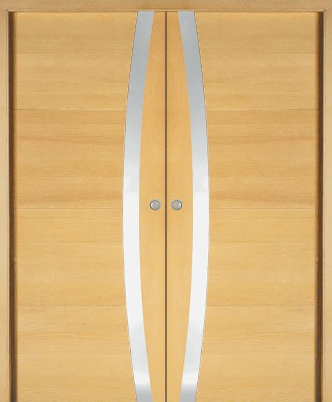 Double porte coulissante sirocco vitr e h tre massif - Double porte coulissante vitree ...