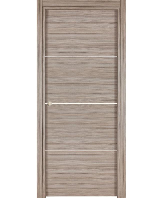 Porte coulissante alicia inserts alu cpl palissandre structur italia e couliss - Specialiste porte coulissante ...
