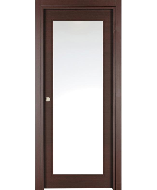 Porte coulissante alicia vitr e cpl weng vein italia e for Porte italia