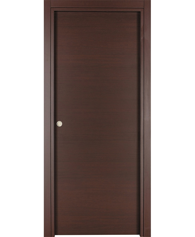 Porte coulissante alicia cpl weng vein italia e couliss for Porte interieur wenge