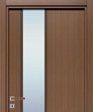Porte d 39 int rieur de maison standard ou sur mesure e couliss for Standard porte interieur