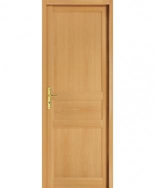 porte coulissante aubrac ch ne massif rustique clair paul ceyrac e couliss. Black Bedroom Furniture Sets. Home Design Ideas