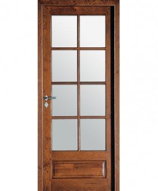 Porte d 39 int rieur de maison standard ou sur mesure e couliss for Fenetre 6 carreaux